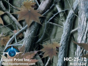 HC-25-12 Brown Leaf