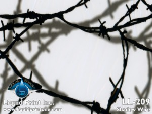 LL-209 Barbed Wire